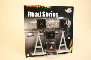 Road Series Kaistavalot-pakkaus